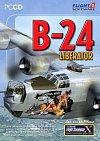 B - 24 Liberator Alpha Sim For Microsoft Flight Simulator X & Fs 2004
