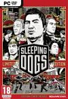 Sleeping Dogs limited edition STEAM CD Key