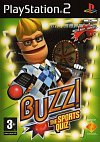 Buzz The Sports Quiz + 4 Buzzers