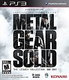 Metal Gear Solid: The Legacy Collection (NTSC)