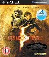 Resident Evil 5: Gold Edition Playstation Move Compatible
