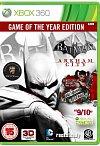Batman Arkham City Game Of The Year