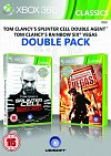 Tom Clancy's Rainbow Six Vegas & Splinter Cell Double Agent