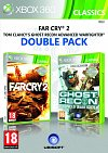 Ubisoft Double Pack Far Cry 2 & Ghost Recon Advanced Warfighter