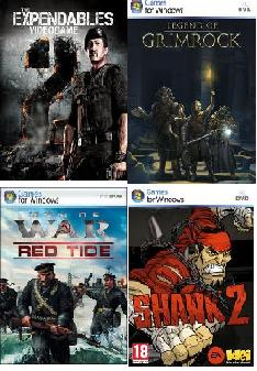 {Download} Men Of War Red Tide + Shank 2 + Legend Of Grimrock...Ponuda dana